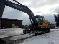 VOLVO KETTEN-HYDRAULIKBAGGER EC240B NLC equipment  photo 5