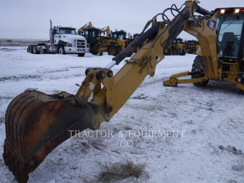 CATERPILLAR CHARGEUSES-PELLETEUSES 420E equipment  photo 9