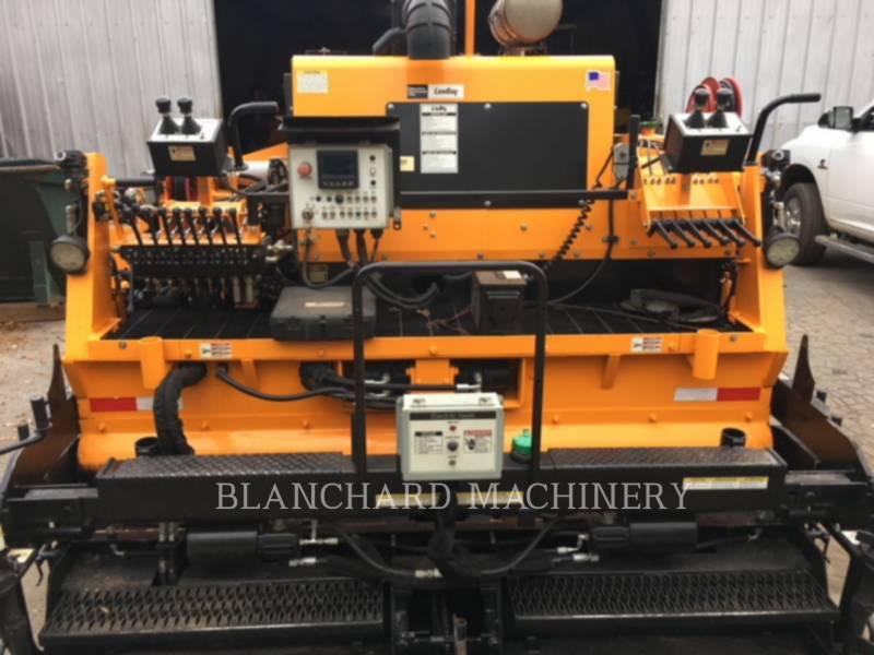 LEE-BOY ASPHALT PAVERS 8510 C equipment  photo 3