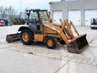 CASE/INTERNATIONAL HARVESTER INDUSTRIAL LOADER 570M XT equipment  photo 2