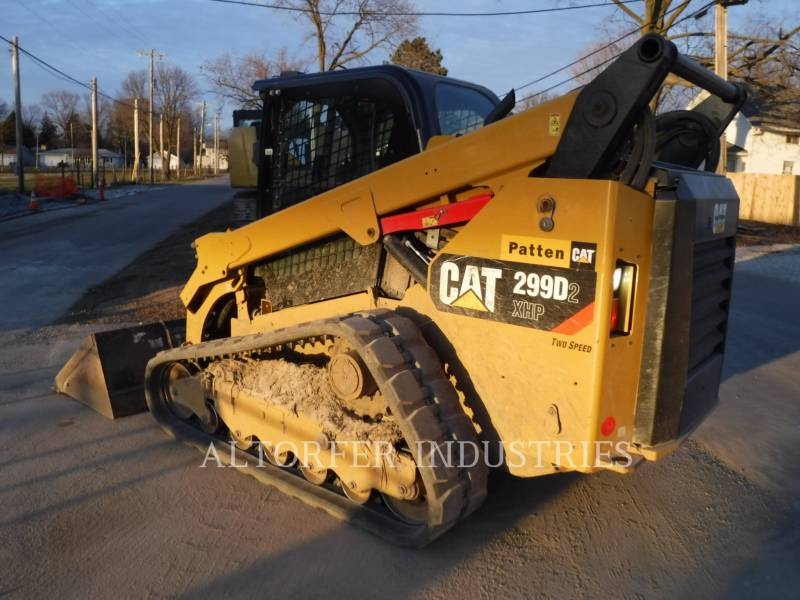 Caterpillar ÎNCĂRCĂTOARE PENTRU TEREN ACCIDENTAT 299D2XHP equipment  photo 2