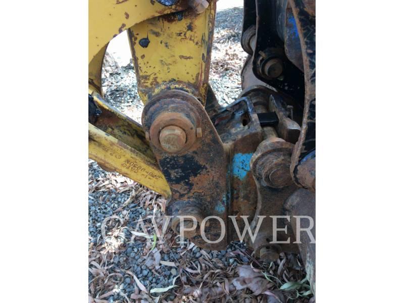 CATERPILLAR TRACK EXCAVATORS 305DCR equipment  photo 8