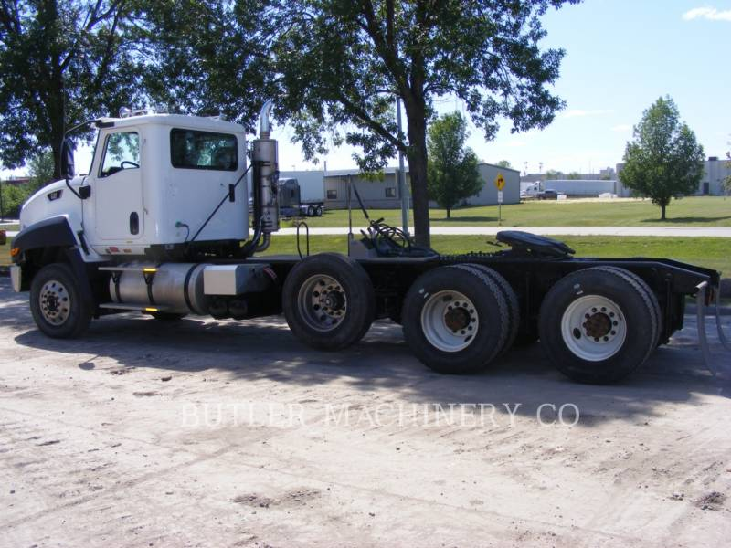 CATERPILLAR TRAILERS CT660 equipment  photo 3
