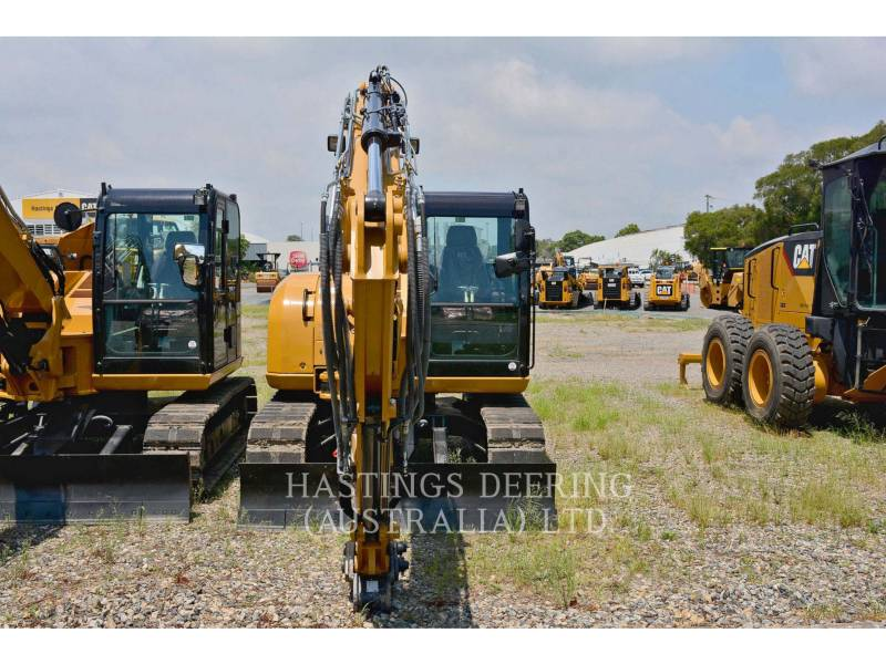 CATERPILLAR TRACK EXCAVATORS 308E2CR equipment  photo 2