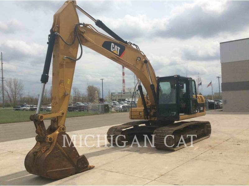 CATERPILLAR ESCAVADEIRAS 320DL PTQ equipment  photo 1