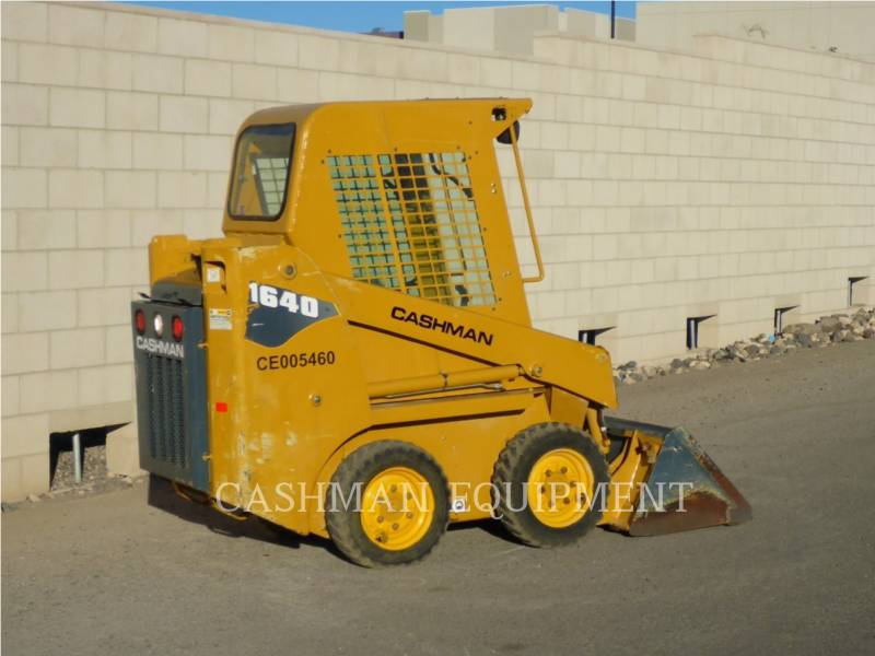 GEHL COMPANY SKID STEER LOADERS 1640E equipment  photo 4