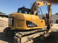 CATERPILLAR ESCAVATORI CINGOLATI 311DLRR equipment  photo 2