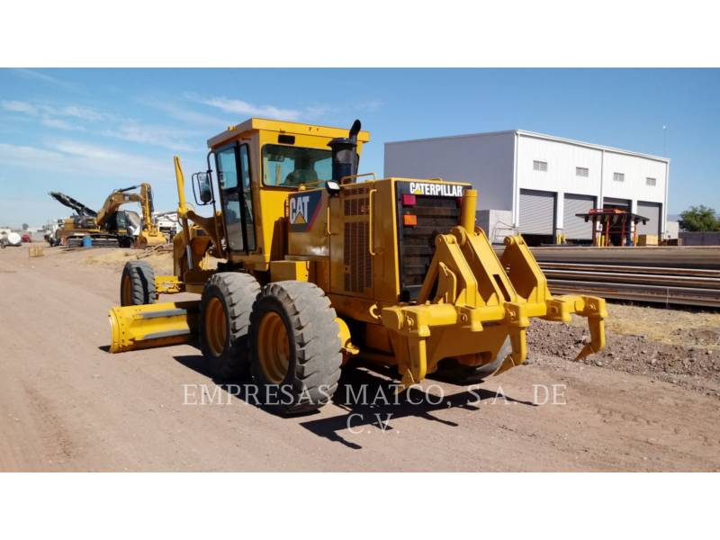 CATERPILLAR MOTOR GRADERS 140H equipment  photo 7