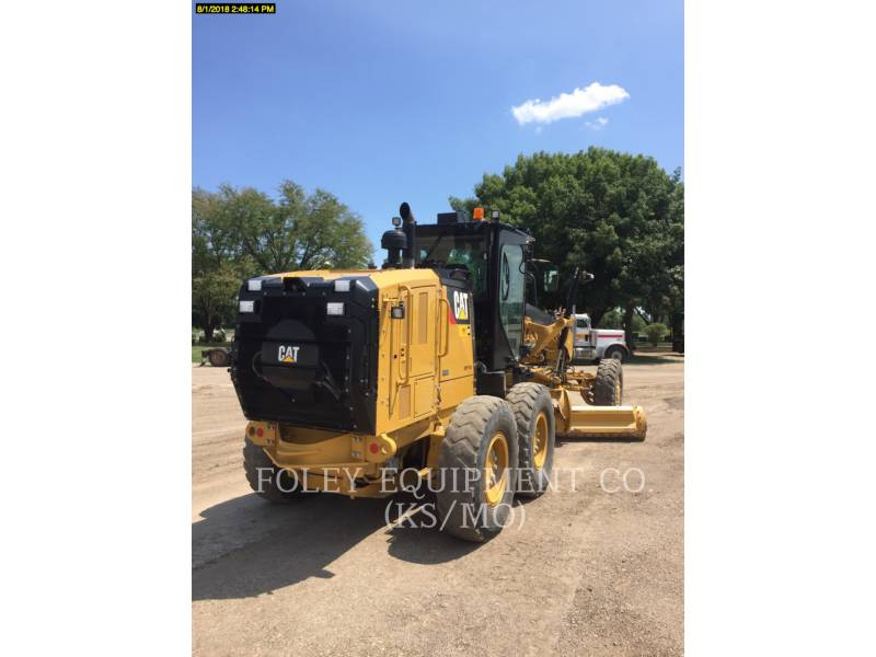 Caterpillar AUTOGREDERE 120M2AWD equipment  photo 3