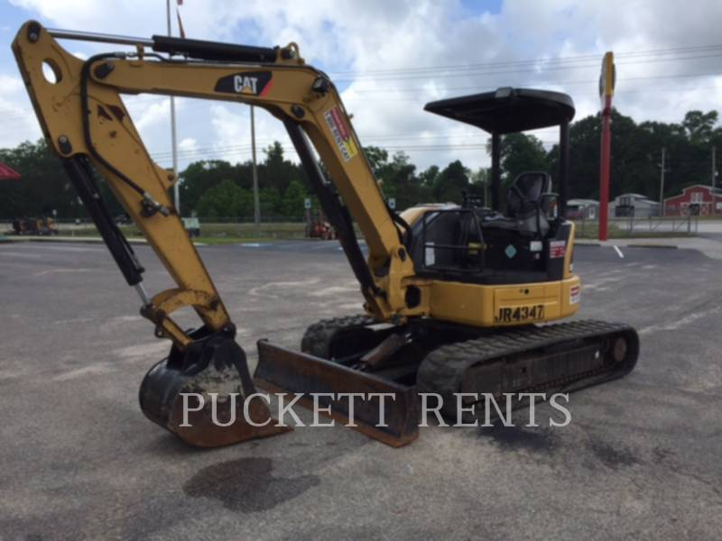 CATERPILLAR TRACK EXCAVATORS 305DCR equipment  photo 1