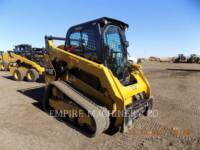 Equipment photo CATERPILLAR 259D CA CHARGEURS COMPACTS RIGIDES 1