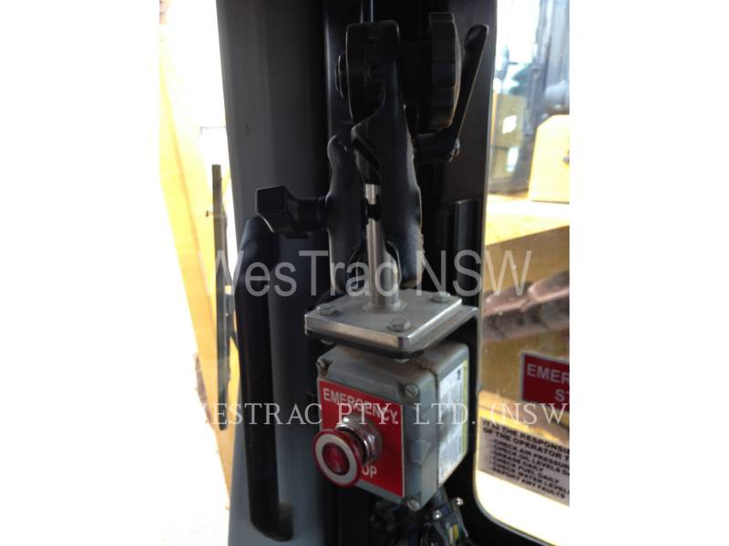 CATERPILLAR TRACTORES DE CADENAS D6TXL equipment  photo 15