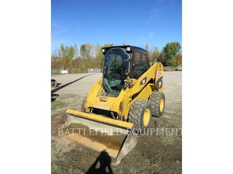CATERPILLAR KOMPAKTLADER 246C equipment  photo 6