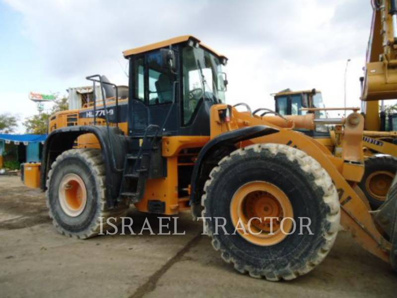 HYUNDAI CONSTRUCTION EQUIPMENT WHEEL LOADERS/INTEGRATED TOOLCARRIERS HL770-9 equipment  photo 5