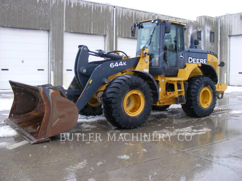 DEERE & CO. RADLADER/INDUSTRIE-RADLADER 644K equipment  photo 1