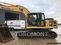 KOMATSU LTD. KETTEN-HYDRAULIKBAGGER PC200 equipment  photo 2