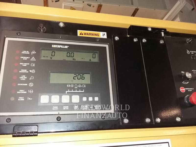 CATERPILLAR POWER MODULES (OBS) 3512 equipment  photo 7