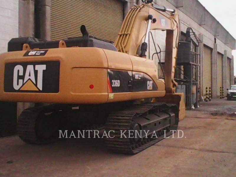 CATERPILLAR TRACK EXCAVATORS 336 D equipment  photo 3