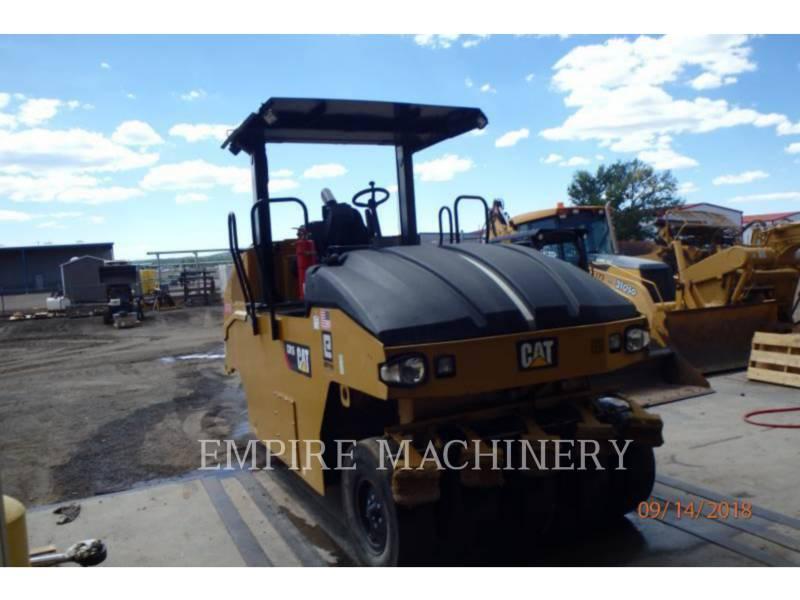 CATERPILLAR GUMMIRADWALZEN CW16 equipment  photo 1