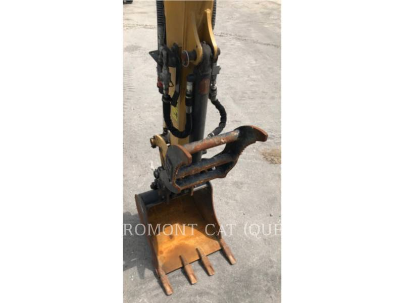 CATERPILLAR PELLES SUR CHAINES 303ECR equipment  photo 6