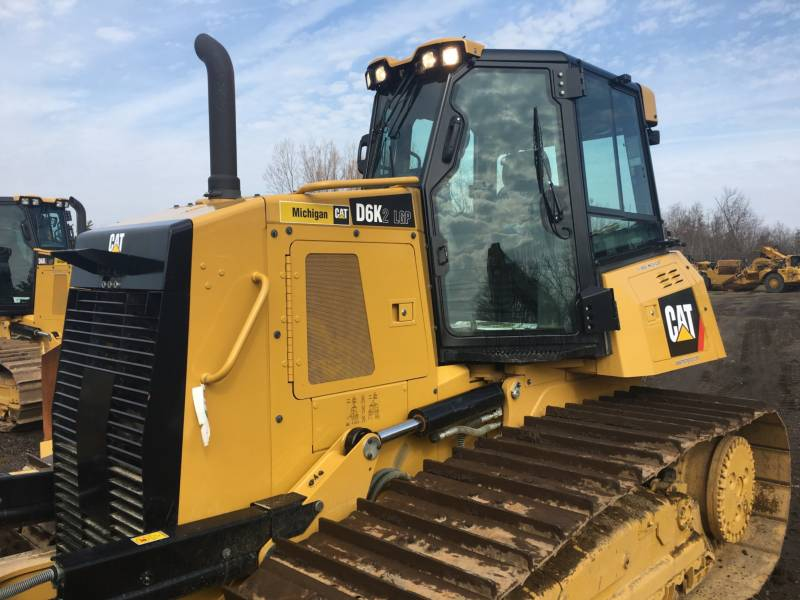 Caterpillar TRACTOARE CU ŞENILE D6K2LGP equipment  photo 2