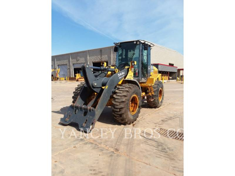 DEERE & CO. WHEEL LOADERS/INTEGRATED TOOLCARRIERS 544K equipment  photo 1