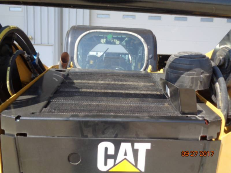 CATERPILLAR KOMPAKTLADER 262D equipment  photo 20
