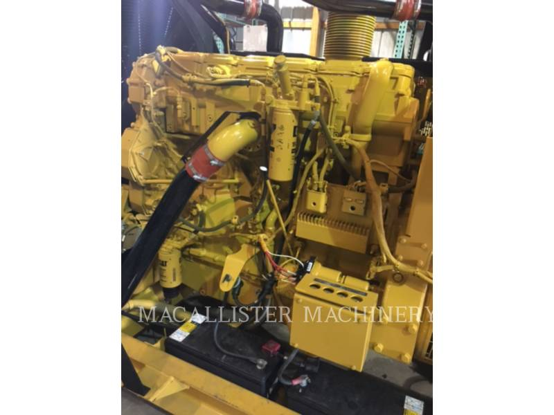CATERPILLAR STATIONARY GENERATOR SETS C18 equipment  photo 4