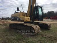 CATERPILLAR KOPARKI GĄSIENICOWE 324DL LONG REACH equipment  photo 5