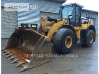 CATERPILLAR RADLADER/INDUSTRIE-RADLADER 966K equipment  photo 1