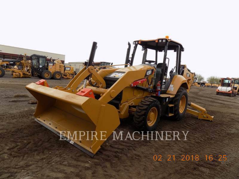 CATERPILLAR バックホーローダ 420F2ST equipment  photo 4