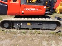 KUBOTA CANADA LTD. PELLES SUR CHAINES KX018-4 equipment  photo 14