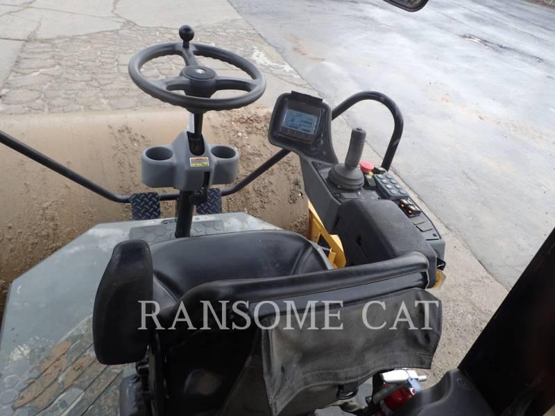 CATERPILLAR VIBRATORY SINGLE DRUM SMOOTH CS56B equipment  photo 24