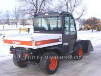 BOBCAT RADLADER/INDUSTRIE-RADLADER 5600 equipment  photo 4