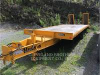 Equipment photo MISCELLANEOUS MFGRS TRAILER トレーラ 1