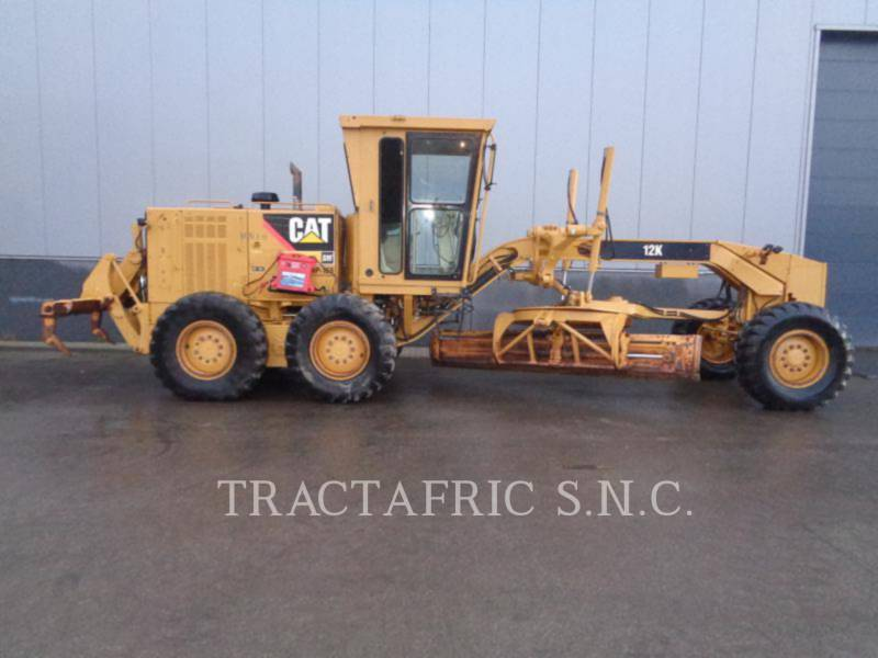 CATERPILLAR MOTOR GRADERS 12 K equipment  photo 2