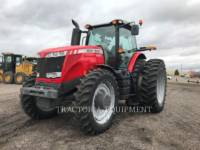 Equipment photo MASSEY FERGUSON 8660 TRATTORI AGRICOLI 1