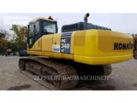 KOMATSU LTD. KETTEN-HYDRAULIKBAGGER PC340NLC equipment  photo 4