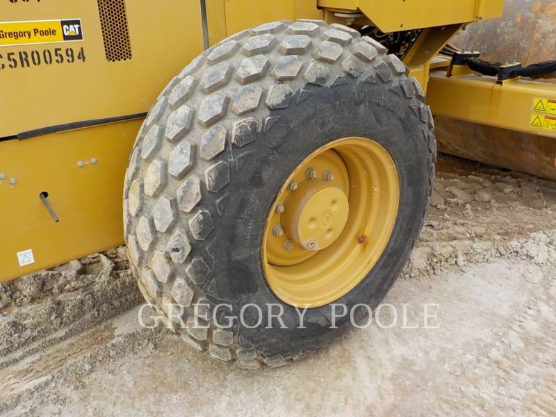 CATERPILLAR VIBRATORY SINGLE DRUM SMOOTH CS54 equipment  photo 20