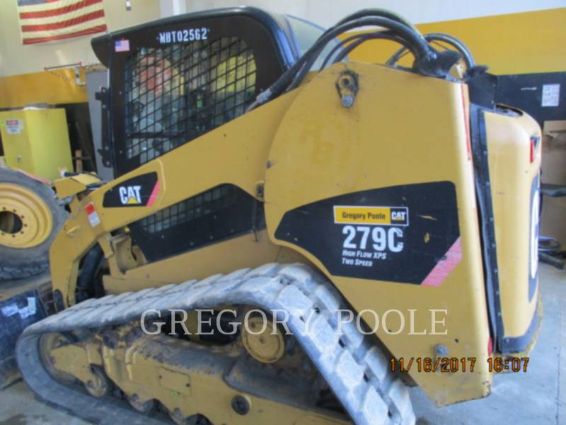 CATERPILLAR CHARGEURS TOUT TERRAIN 279C equipment  photo 5