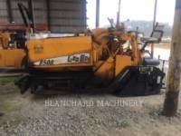 Equipment photo LEE-BOY 8500 ASPHALT PAVERS 1
