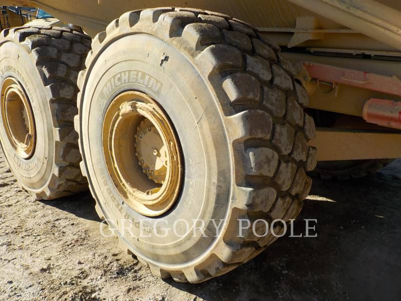 CATERPILLAR ARTICULATED TRUCKS 740B equipment  photo 22