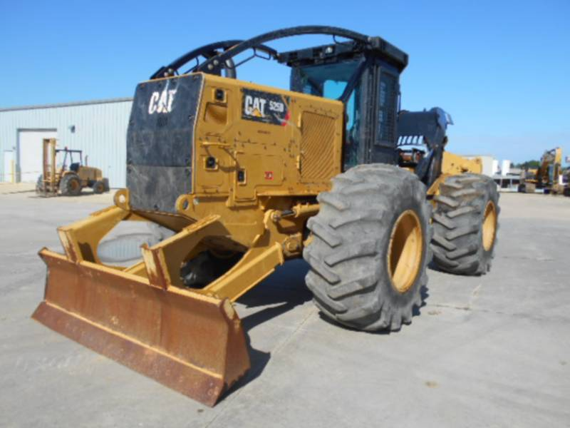CATERPILLAR SILVICULTURA - TRATOR FLORESTAL 525D equipment  photo 1