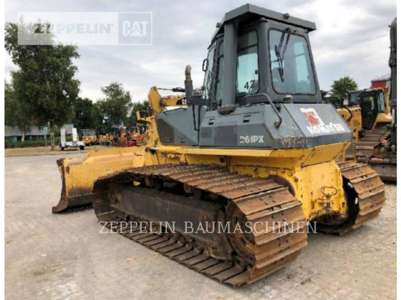 KOMATSU LTD. TRACTORES DE CADENAS D61PX-12 equipment  photo 2