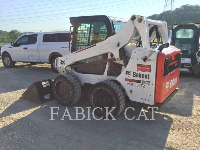 BOBCAT MINICARGADORAS S570 equipment  photo 3