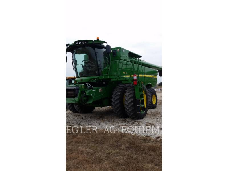 DEERE & CO. COMBINES S680 equipment  photo 1