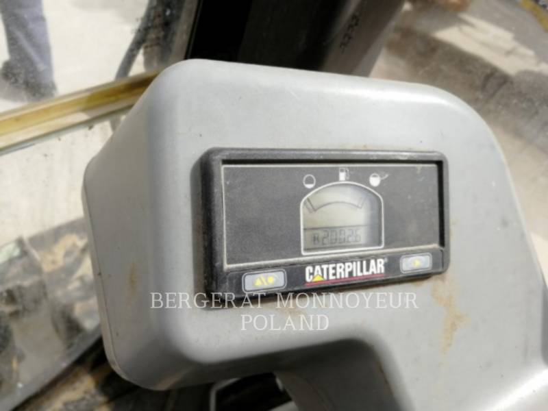 CATERPILLAR TRACK EXCAVATORS 301.8C equipment  photo 13