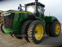 Equipment photo DEERE & CO. 9370R TRACTEURS AGRICOLES 1