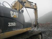 CATERPILLAR EXCAVADORAS DE CADENAS 326D2L equipment  photo 1