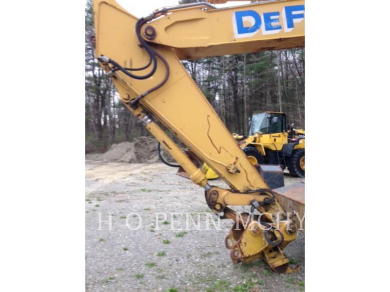 CATERPILLAR WHEEL EXCAVATORS M320 equipment  photo 12